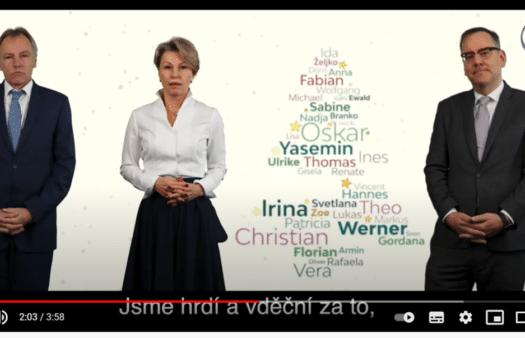 Video pozdrav od vedení společnosti SeneCura našim klientům a jejich rodinám